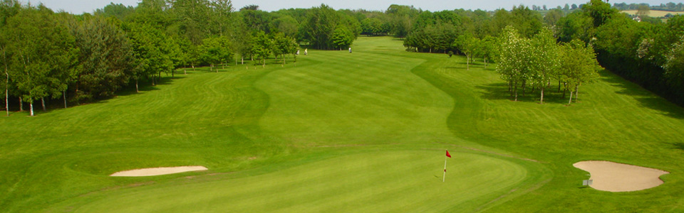 Royal Tara golf course, County Meath, Ireland